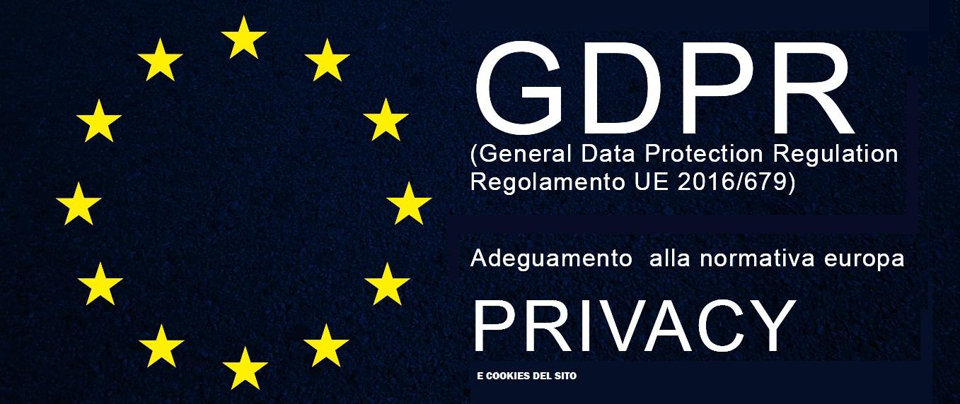 ADEGUAMENTO GDPR recupero-credito.it