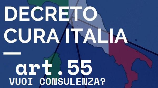 recupero crediti decreto cura italia