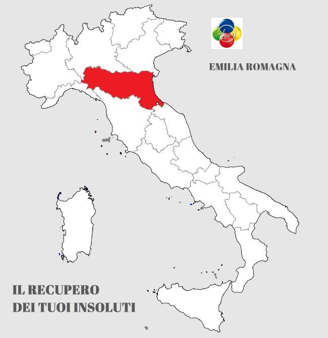 servizio recupero crediti in Emilia Romagna